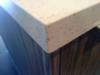 After Repairing Countertop Edge